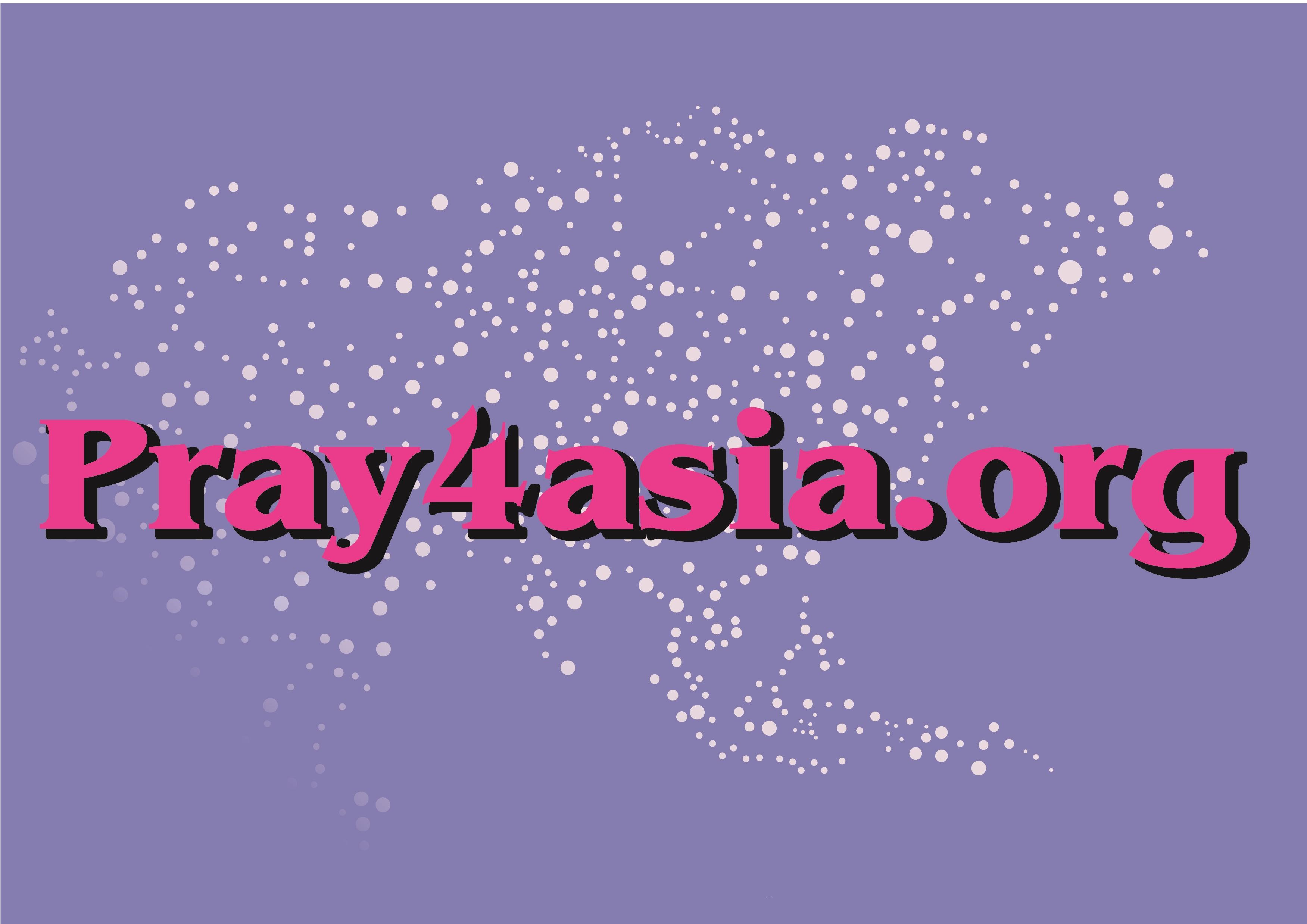 Pray4asia icon